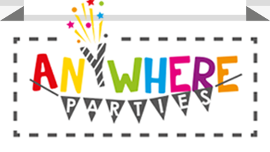 Anywhere Parties Logo